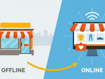 The Big Difference Between Brick and Mortar & Online